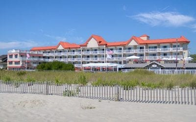 The Montreal Beach Resort Gets a New Look