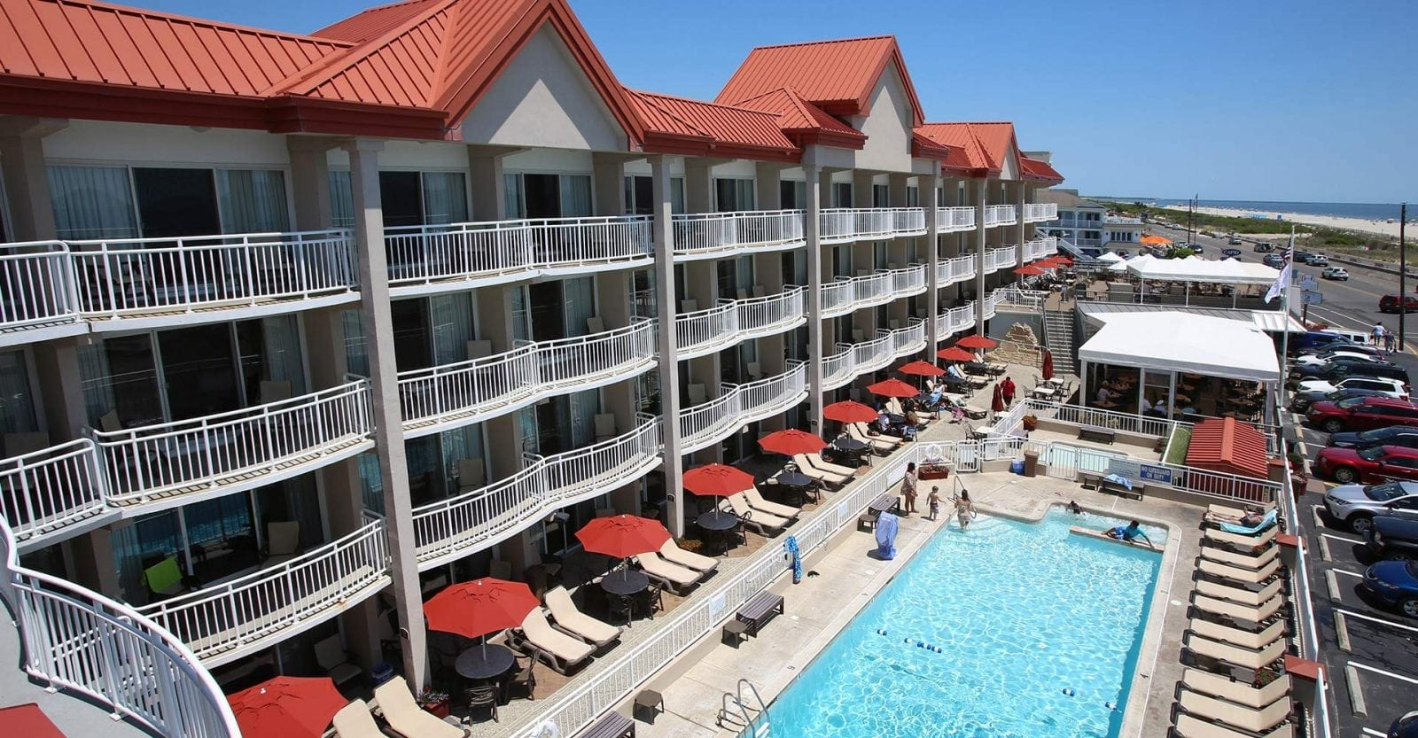 Cape May Hotel Reopening June 1 2020  Montreal Beach Resort
