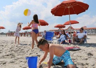 Montreal Beach Resort Umbrella Rental