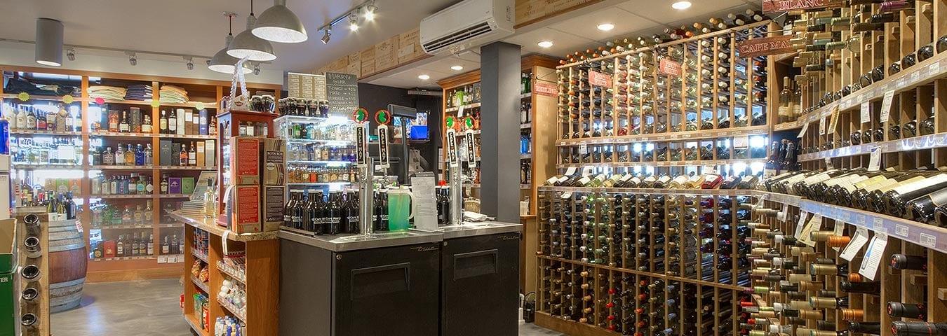 Cape May Liquor Store The Wine Cellar