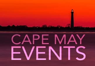 Cape May Events Calendar